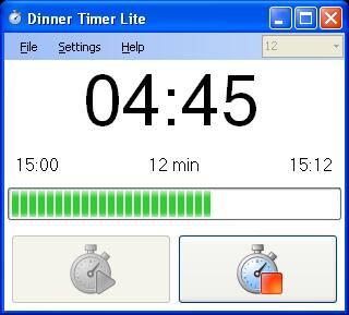 DinnerTimer Lite