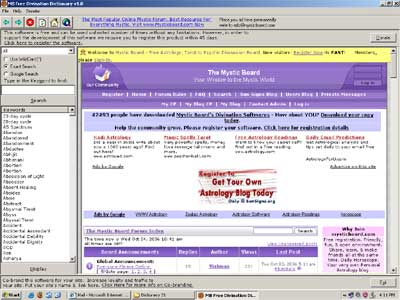 MB Free Complete Numerology Software