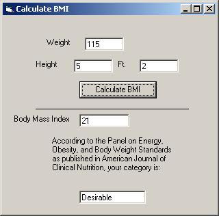 Phentermine BMI Tool