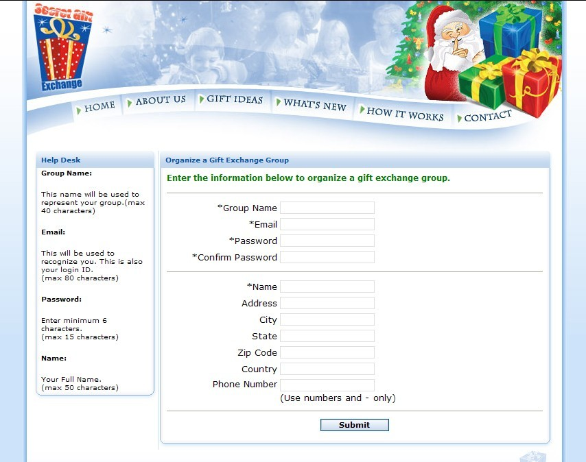 Secret Gift Exchange Generator Gift Ideas