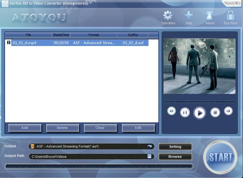 ATOYOU AVI to Video Converter