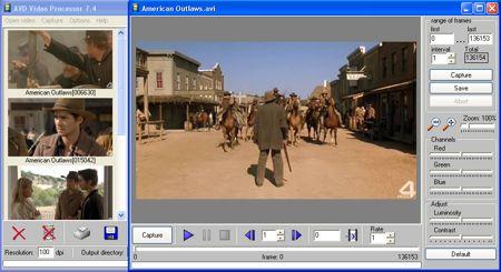 AVD Video Processor