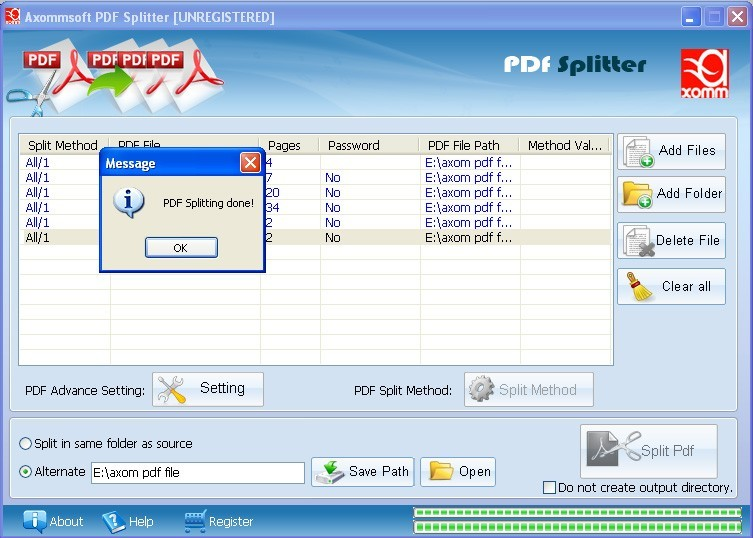 Adobe Pdf Splitter Software