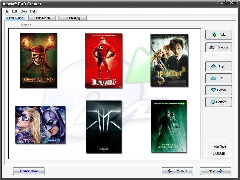 Adusoft DVD Creator
