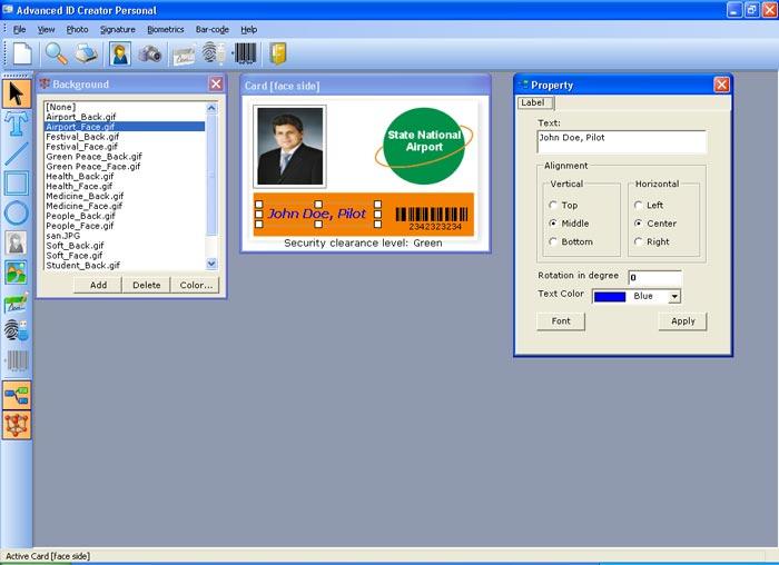 Advanced ID Creator Personal