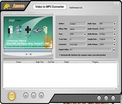 Agogo Video to MP3 Converter Free