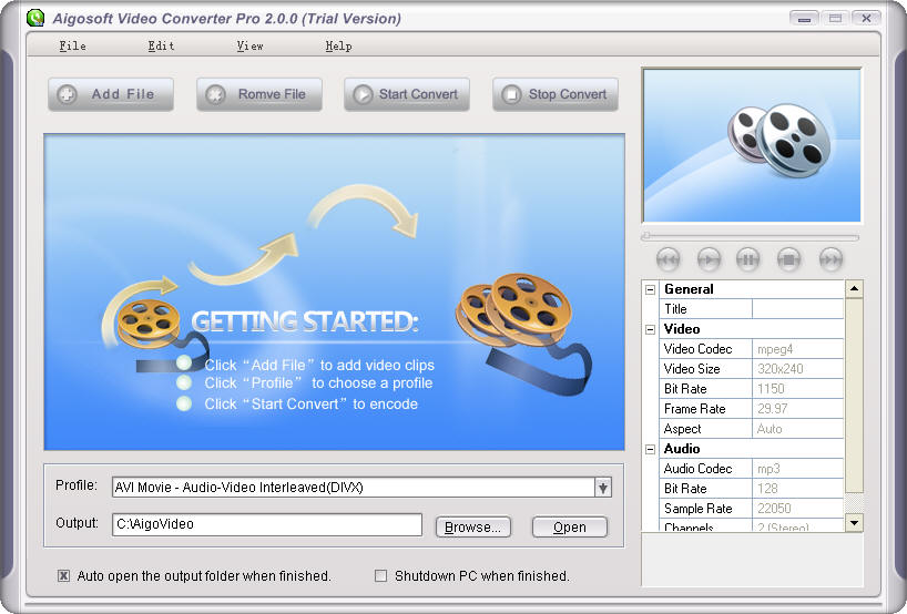 Aigo Dvd To Zune Converter - Free Software Downloads and ...