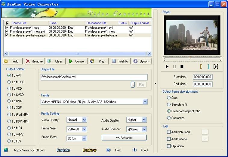 AimOne iPod Video Converter