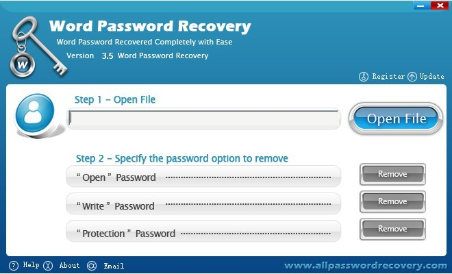 All Password Recovery
