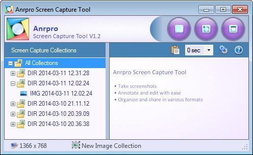Anrpro Screen Capture Tool
