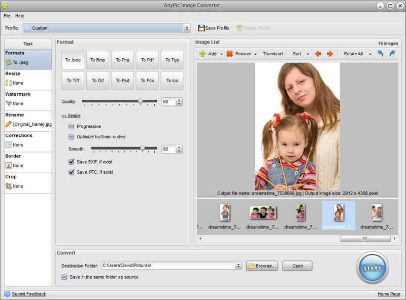AnyPic Image Converter