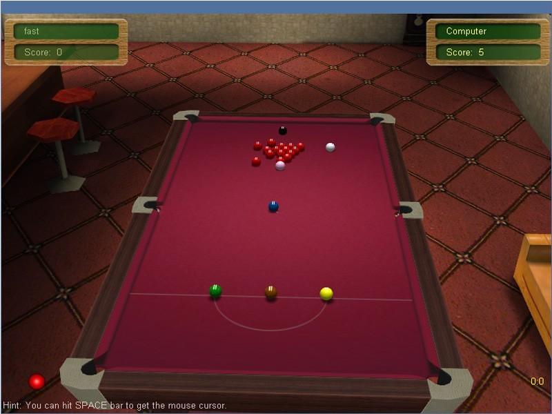 Arcadetribe Snooker 3D