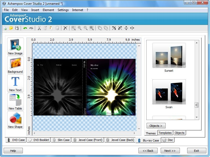 Ashampoo Cover Studio 2