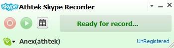 AthTek Skype Recorder Lite