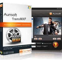 Aunsoft TransMXF