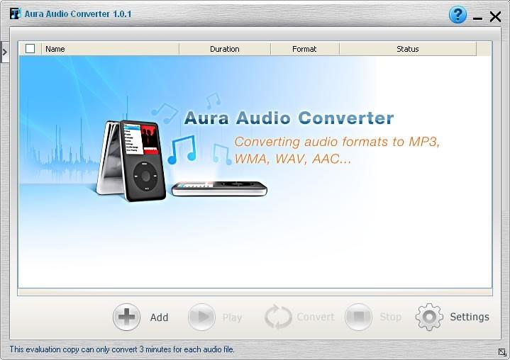 Aura Audio Converter