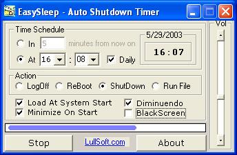 Auto Shutdown Timer - EasySleep