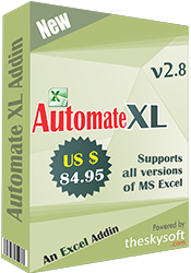 Automate Excel