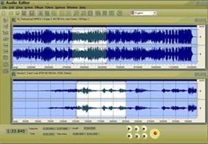 BD Audio Editor