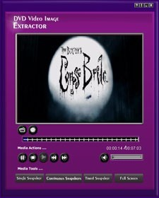 BD DVD Video Image Extractor