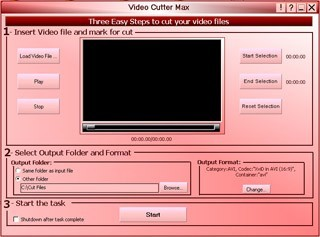 BHT Video Cutter Max