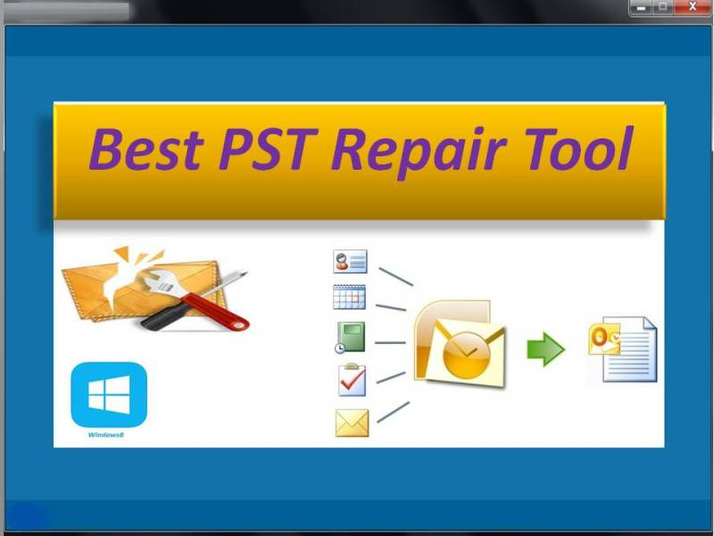 Best PST Repair Tool