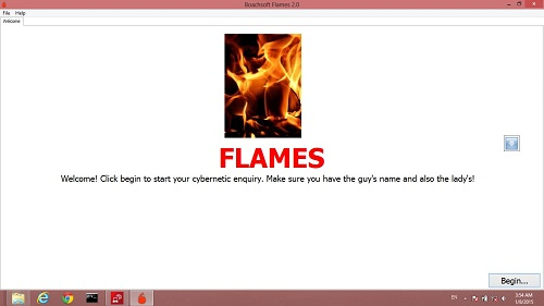 Boachsoft Flames