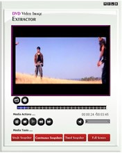 CD DVD-Video Image Extractor