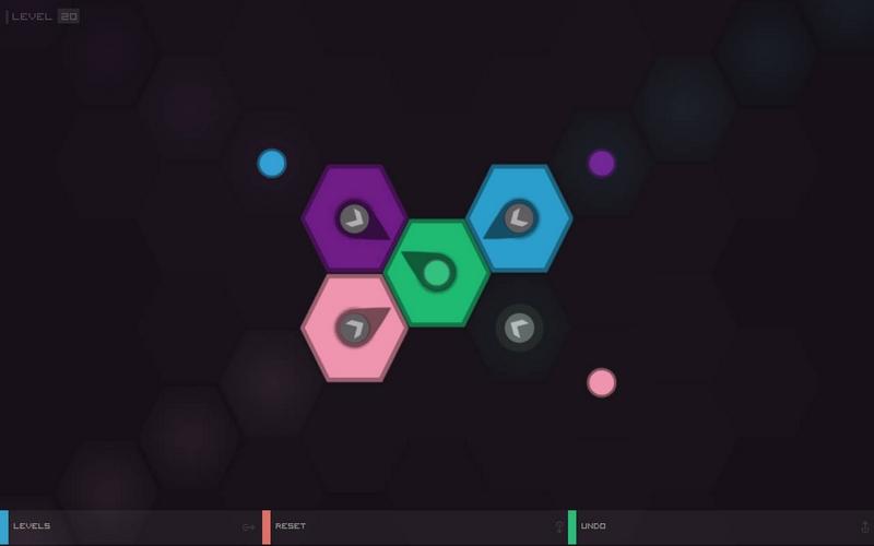 Cell Motus Puzzle Game