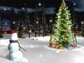 Christmas Eve 3D Screensaver