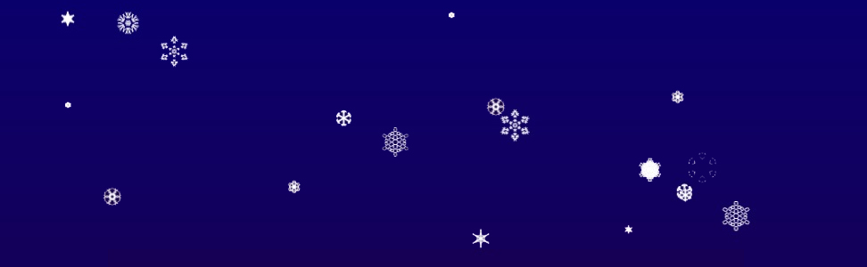 Christmas Snow Screensaver