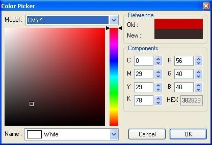 Color Picker ActiveX Control