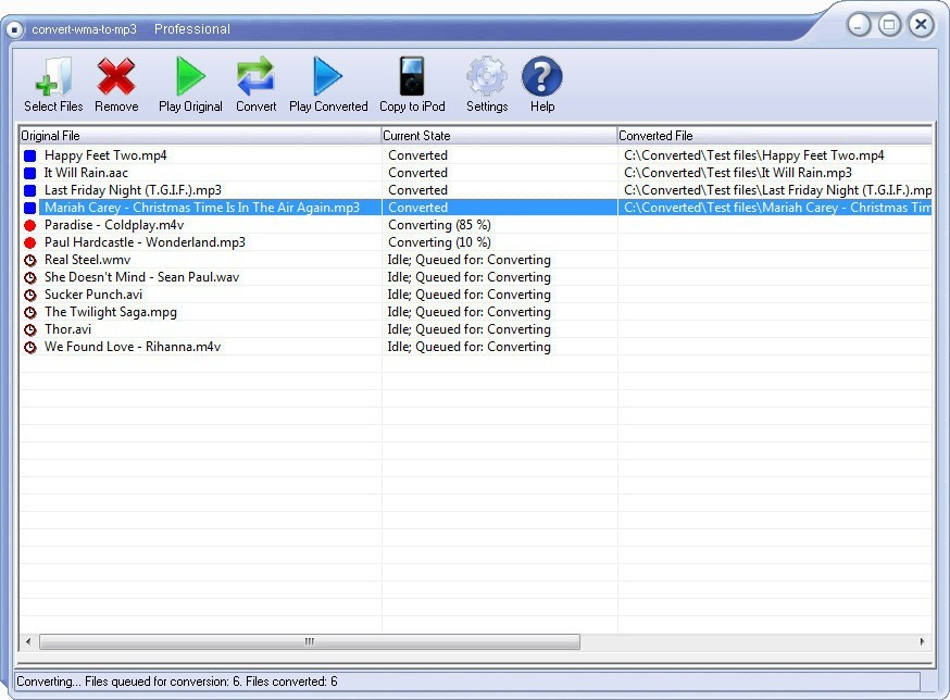 Convert-WMA-to-MP3 Professional