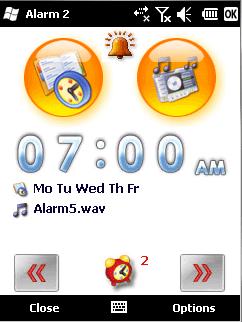 CoolStuff Alarm Clock