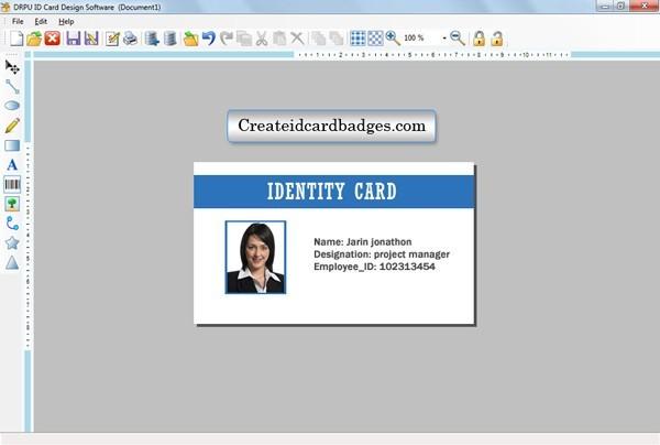 Create ID Card