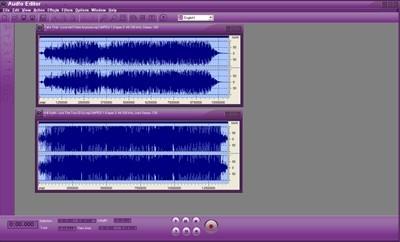 DCX Audio Editor