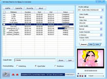 DDVideo Flash(SWF) to AVI/MPEG Converter