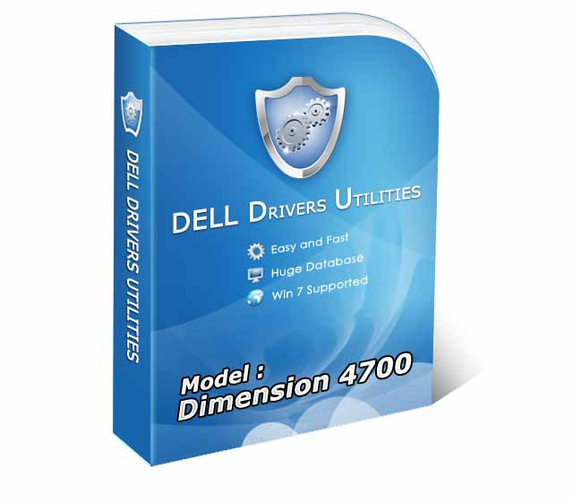 DELL Dimension 4700 Drivers Utility