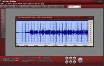 DE Audio Editor
