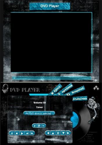 DX DVD Player