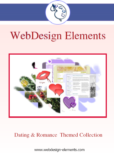 Dating Web Elements