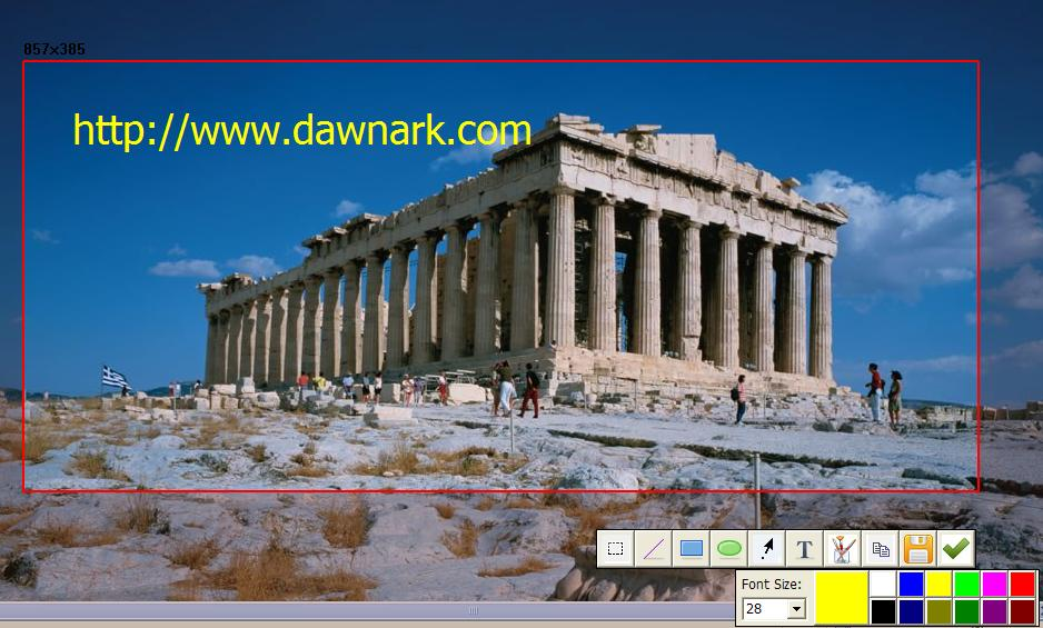 DawnArk Screen Recorder