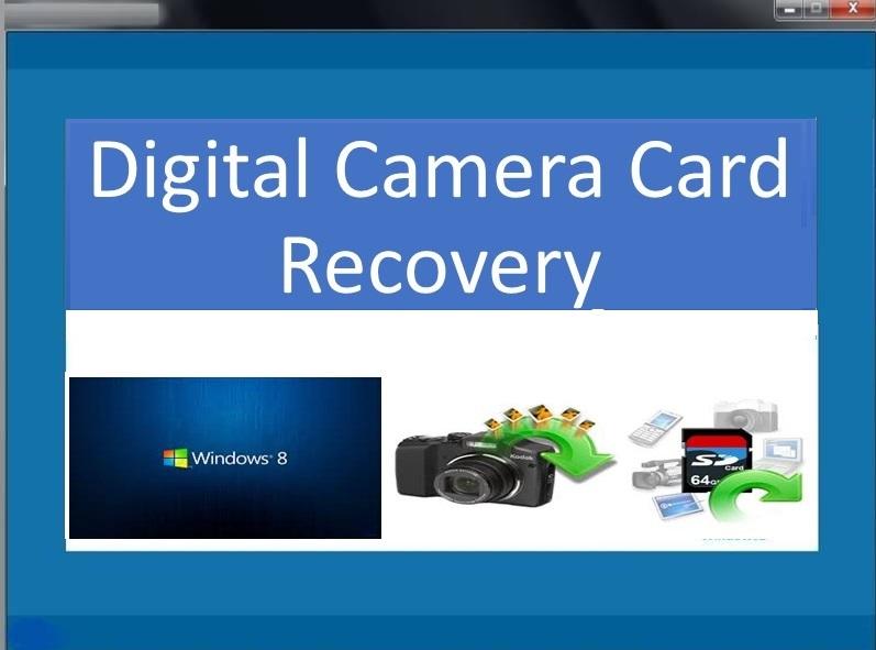 Digital Camera Card Recovery