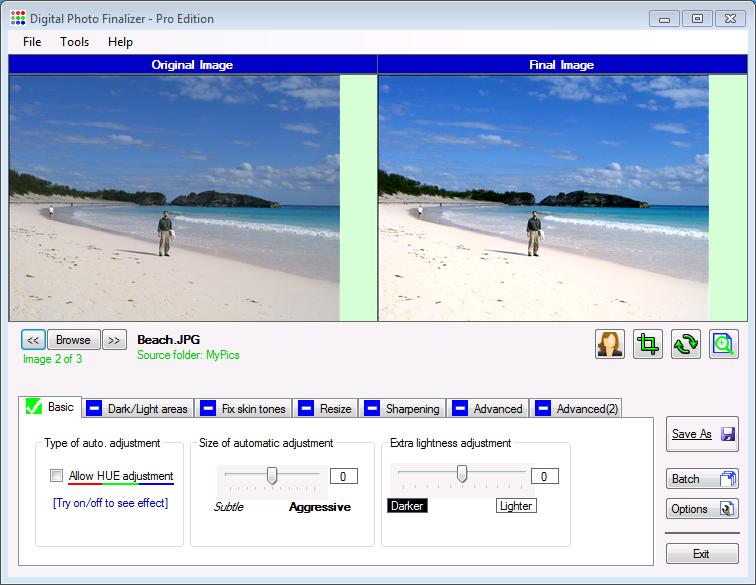 Digital Photo Finalizer Pro Edition