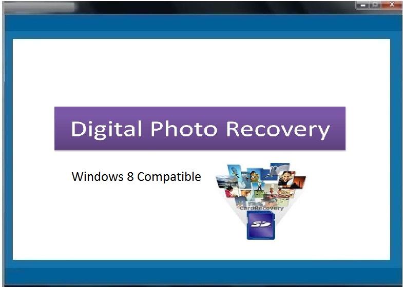 Digital Photo Recovery