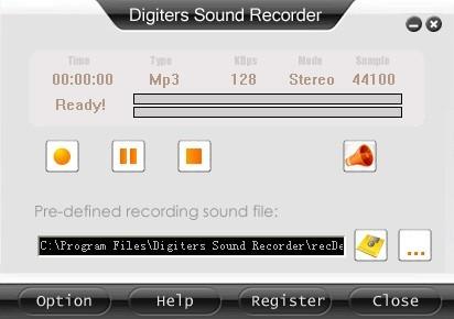Digiters Sound Recorder