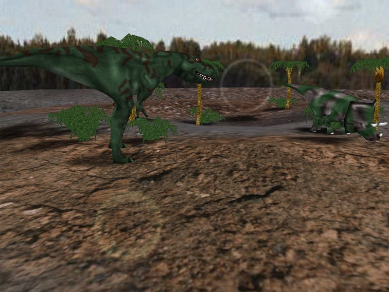 Dino Glade Advanced