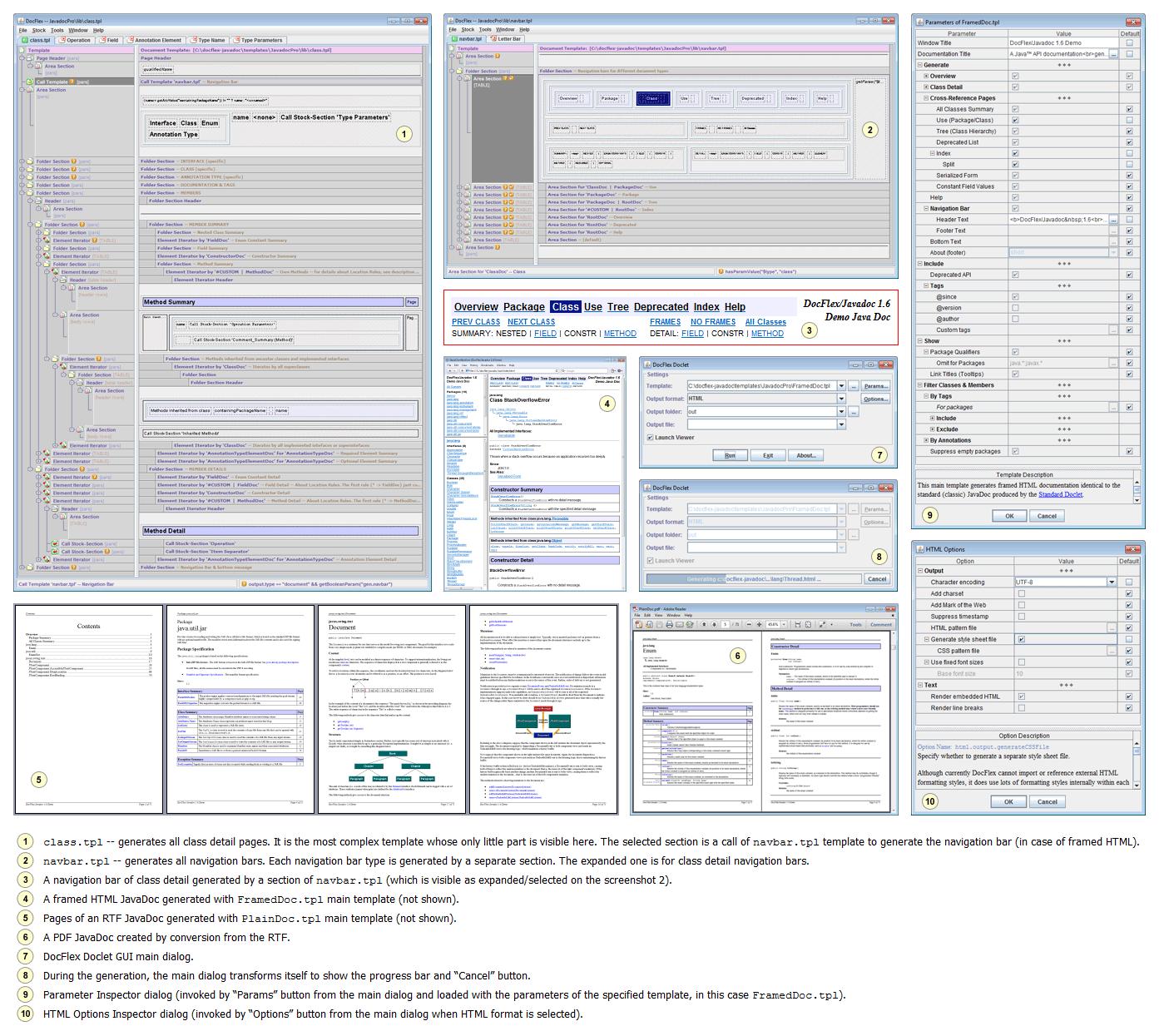 DocFlex/Javadoc