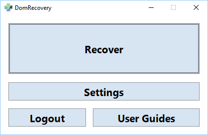 DomRecovery