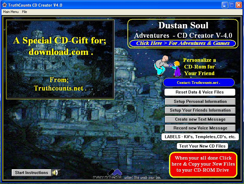 Dustan Soul Adventures